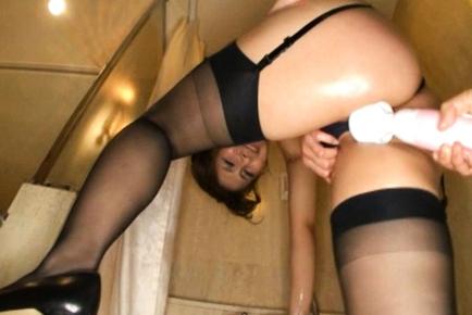 Rinka Aiuchi Asian working girl is lovely