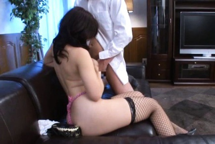 Reiko Nakamori Saves Her Best Sex For Her Horny Boss