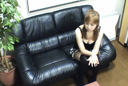 Hot Japanese office hardcore sex action!