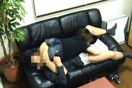 Steaming Japanese Av girl enjoys hardcore pounding